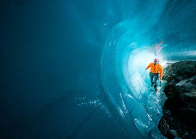 Blackcomb Ice Cave