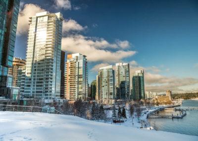 Fresh Snow Vancouver